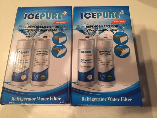 Two Frigidaire Water Filters