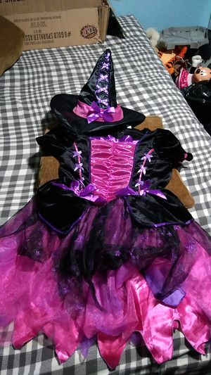 Child's Witch Costume for Sale in Obetz, OH