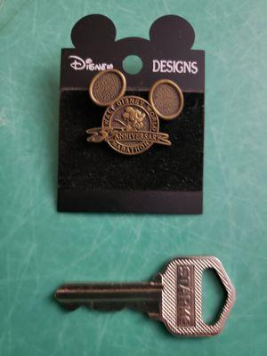 Walt Disney World WDW Marathon 5th Anniversary Pin NEVER WORN for Sale in Hemet, CA