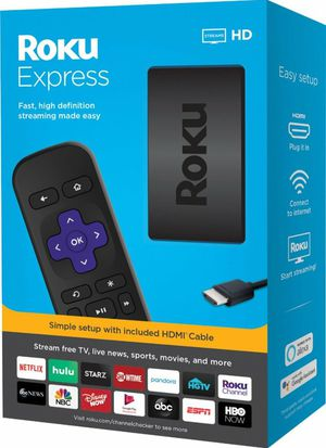 Roku express for Sale in Fenton, MI