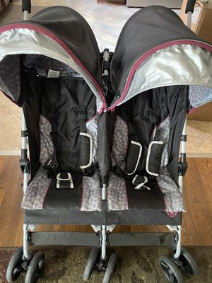 J is for Jeep double stroller for Sale in Elyria, OH