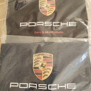 Porsche t-shirt set of 2 for Sale in Alexandria, VA