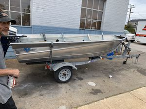 1979 valco with Yamaha 100 outboard for Sale in Long Beach, CA