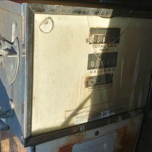 Union 76 Gas Pump Dates 1960's for Sale in Visalia, CA