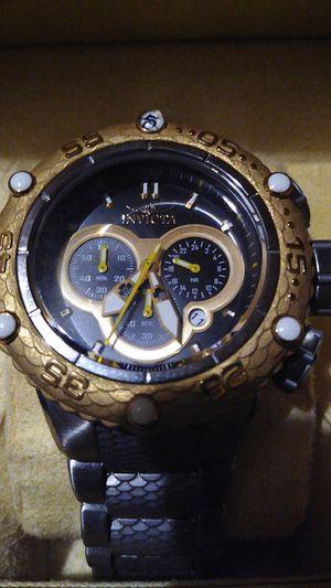 Invicta subaqua noma 6 watch for Sale in Dallas, TX