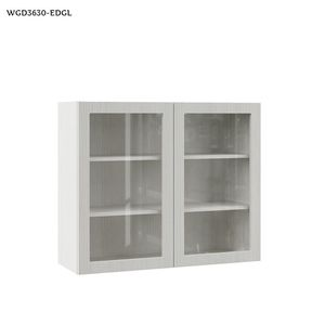 Hampton Bay Edgeley Assembled 36x30x12 in. Wall Kitchen Cabinet for Sale in Dallas, TX