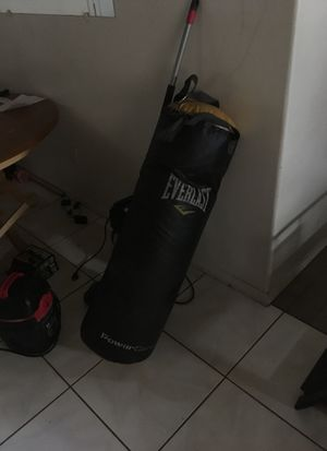 Punching bag for Sale in Gibsonton, FL