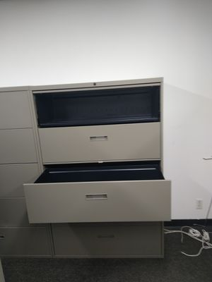 20 each filing cabinets for Sale in Salinas, CA