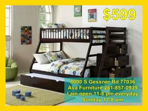 bunk bed frame $599 for Sale in Houston, TX