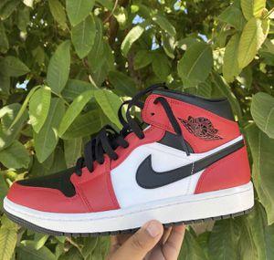 Jordan 1 Mid Chicago Toes for Sale in Lakewood, CA