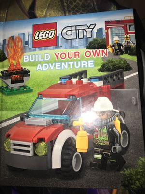 Legos Book ! Build your Oen for Sale in Carmichael, CA