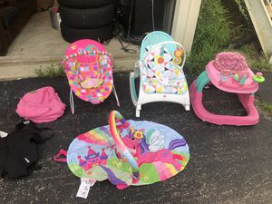 Baby stuff good condition!!!! for Sale in Rockford, IL
