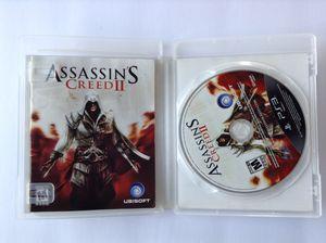 PS3 Assassin's Creed II for Sale in Harrisonburg, VA