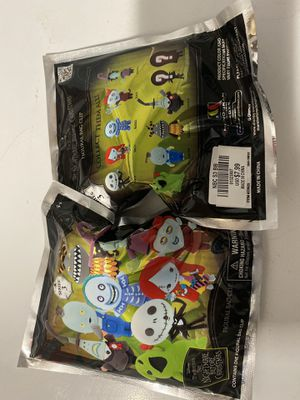 Nightmare Before Christmas Collectible Blind Bag for Sale in Discovery Bay, CA