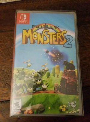 Pixel Monster Junk 2 Nintendo Switch for Sale in Phillips Ranch, CA