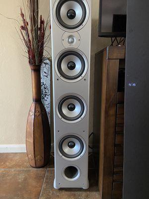 Polk audio speakers for Sale in Tempe, AZ