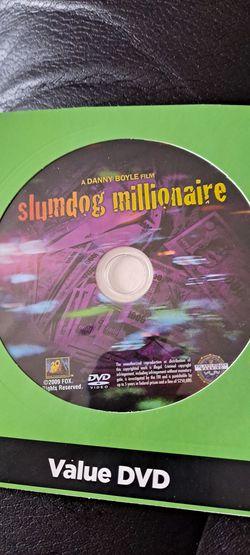 SLUM Dog Millionaire  Movie DVD  for Sale in West Palm Beach, FL