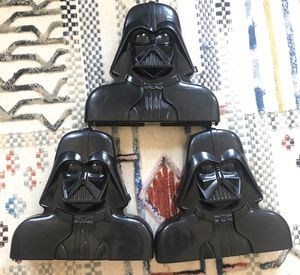 1980 Darth Vader action figure holders set of 3 for Sale in Philadelphia, PA