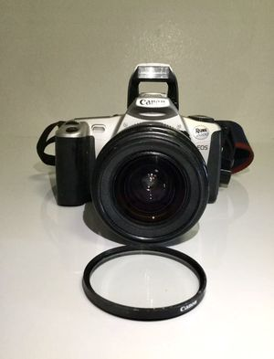 Canon Rebel 2000 EOS 35mm Film Camera With Zoom Lens 28-80mm Lens, Working ! for Sale in Brooklyn, NY
