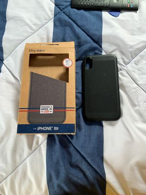 iPhone XR case for Sale in Summersville, WV
