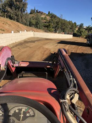 Grading and clearing tractor for Sale in Lakeside, CA