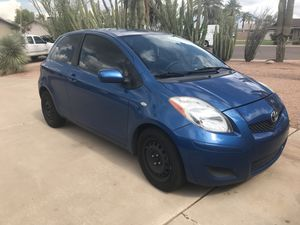 2010 Toyota Yaris aka Energizer Bunny. It doesn't stop. for Sale in Gilbert, AZ