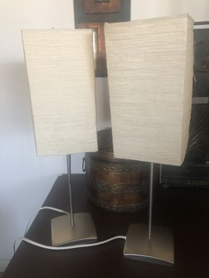😍IKEA Table Lamps 😍 for Sale in El Paso, TX