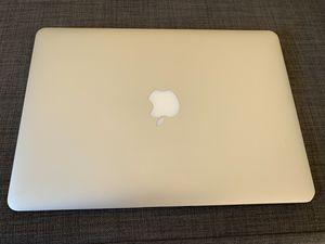 Apple MacBook Air 13inch- Early 2014, 256 GB SSD, 4 GB Ram, i5 core for Sale in Arlington, MA