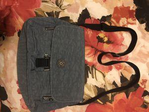Green Kipling Messenger Bag perfect for Back to School for Sale in Port St. Lucie, FL