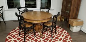 Clawfoot dining table (no chairs) for Sale in Moseley, VA