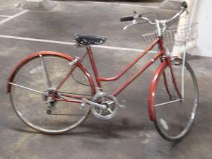 Vintage Schwinn ladies bicycle for Sale in San Francisco, CA