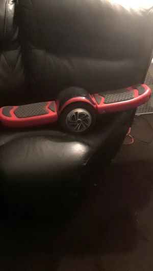 One wheel hoverboard with Bluetooth music for Sale in Los Angeles, CA