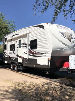 2014 Palomino Puma Unleashed 24THS toy hauler for Sale in Phoenix, AZ