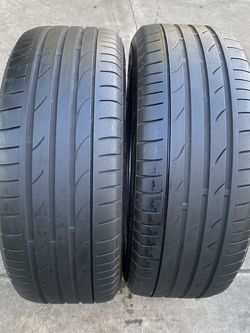 2 tires 215/55/17 iraní for Sale in Bakersfield,  CA
