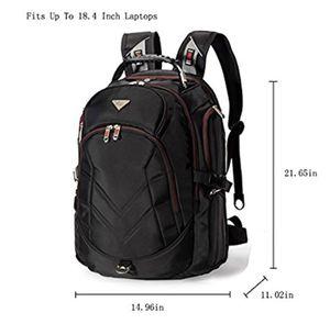 New Bonvince Traveler School 18.4 Laptop Backpack Bookbag for Sale in Hialeah, FL