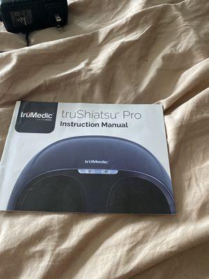 Tru Shiatsu Pro for Sale in New York, NY