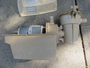 Pool Filter Pump for Sale in Charter Township of Clinton, MI