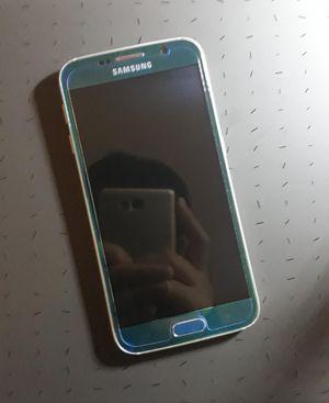 Galaxy S6 Blue Topaz (SM-G920S) for Sale in McLean, VA