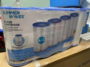 Summer waves Filter Cartridge for Sale in Doraville, GA