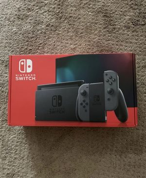 Nintendo Switch V2 Grey Joy-Cons for Sale in Temecula, CA