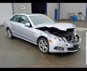 W212 2010 Mercedes E350 For Parts Part Out for Sale in Portland, OR