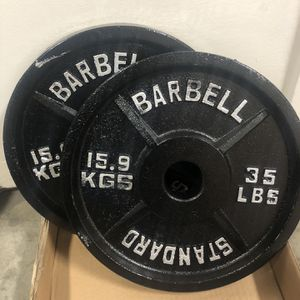 Weight plates for Sale in Garden Grove, CA
