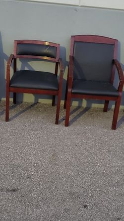 Four Office Chairs for Sale in Fort Myers,  FL