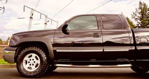 Best offer!!!•••2003 CHEVY SILVERADO for Sale in Ontario, CA
