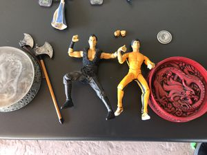 Bruce Lee Terminator Action Figures for Sale in Fresno, CA