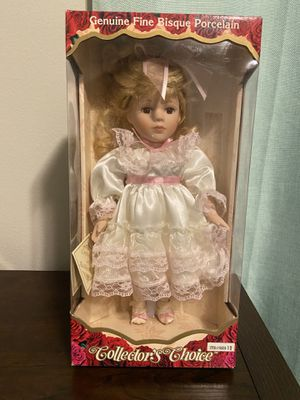 Collector's Choice Doll 1998 for Sale in East Wenatchee, WA