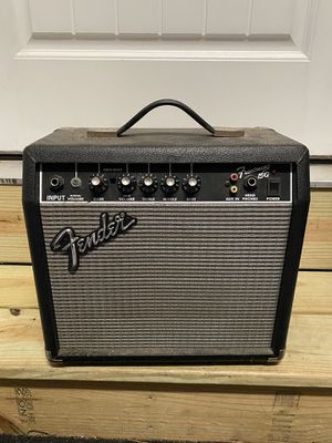 Fender Frontman 15G - 15 watt Electric Guitar Amp for Sale in Norfolk, VA