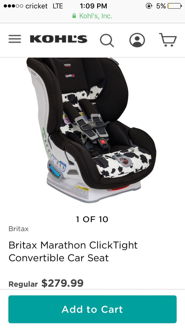 Britax Marathon Car Seat