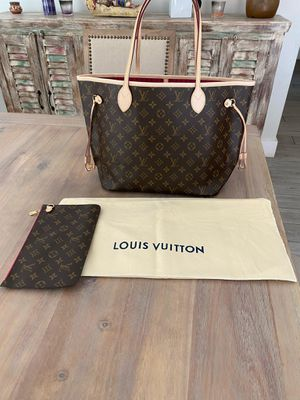 LOUIS VUITTON NEVERFULL MM MONOGRAM for Sale in Fort Lauderdale, FL