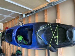 2 person kayak and everything you would need for Sale in Parker, CO